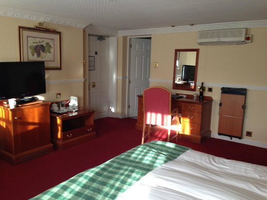 Best Western Lichfield City Centre The George Hotel: Room used Nov 2013