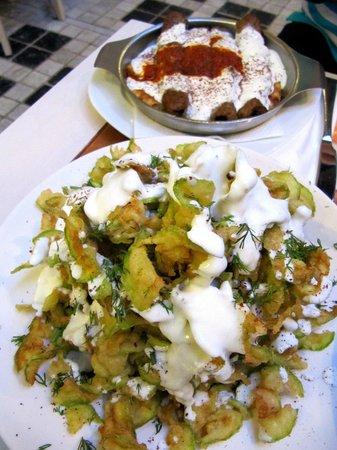 Savvas Roof Garden - Souvlaki & Kebab