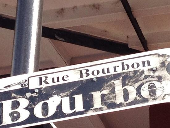 Free Tours by Foot : Bourbon st