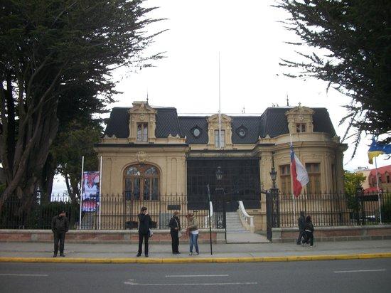 Museo Regional De Magallanes: Museu Regional de Magalhães, Punta Arenas, Chile