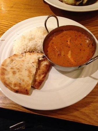 Frome Flyer Beefeater: Generic micro-curry