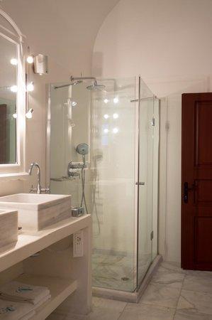 Vedema, a Luxury Collection Resort, Santorini: Shower