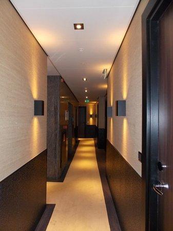 Hotel Notting Hill: Corridor