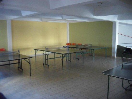 Hotel Eo Park : Juegos