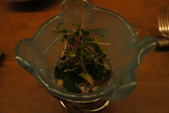 Restaurant Yonemura Gion: Good and healthy.