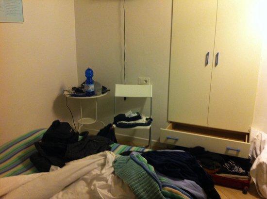 Albergo Bencidormi: Habitación 6