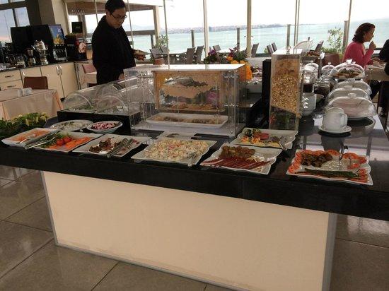 Ferman Hotel : breakfast