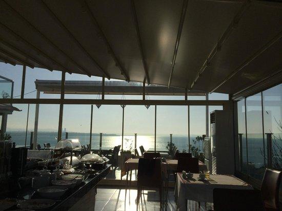 Ferman Hotel : morning