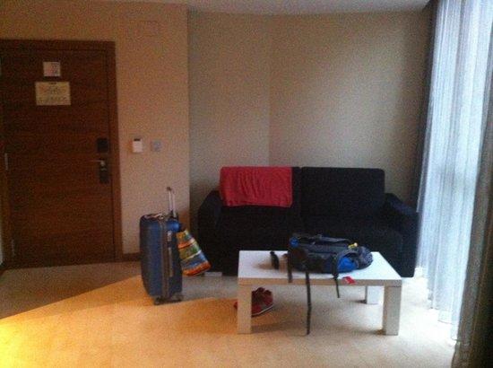 Sercotel Hotel Gran Bilbao: living space