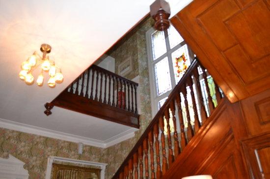 The Redholme: Hallway