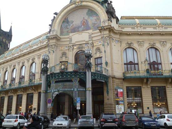 Prague Centre Plaza : OLD TOWN
