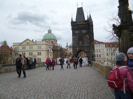 Prague Centre Plaza: CHARLES BRIDGE