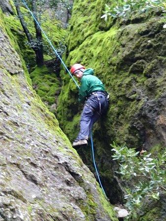 Robert Louis Stevenson State Park: Adventure Bums Get off the Path