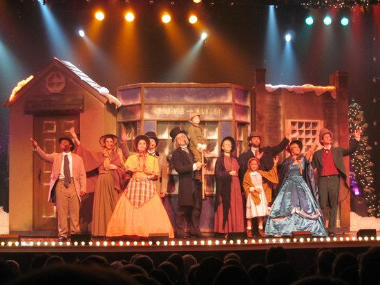 Historic Savannah Theatre: A Christmas Carol