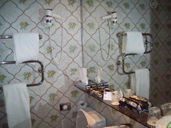 BEST WESTERN Hotel Royal Centre : Bathroom