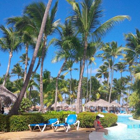 Melia Caribe Tropical: gorgeous weather