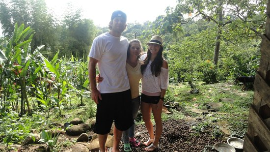Finca Rio Perla : Our Lovely Host