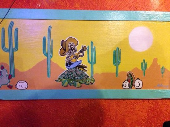 Tucson Tamale Company: Local art