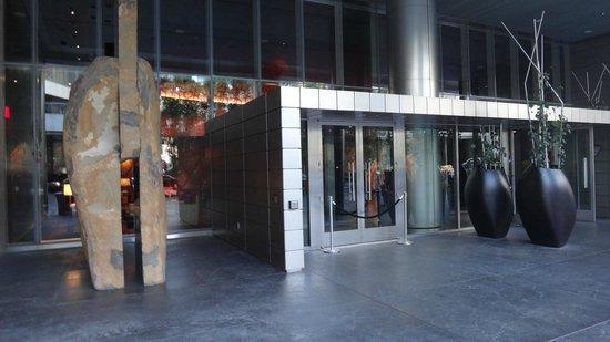 Mandarin Oriental, Las Vegas : entrée