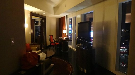 Mandarin Oriental, Las Vegas : salon suite