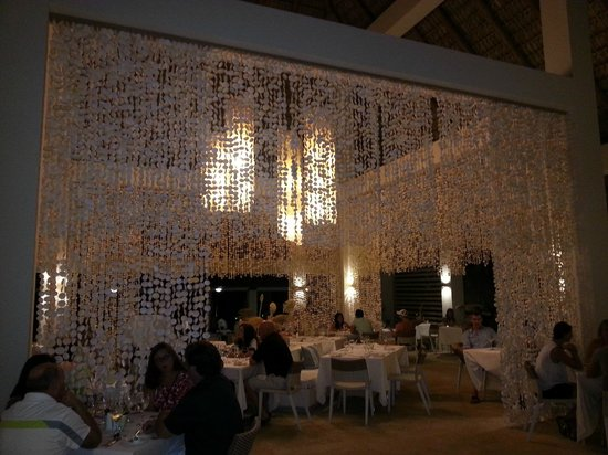 Breathless Punta Cana Resort Spa Sofrita Strip Restaurant