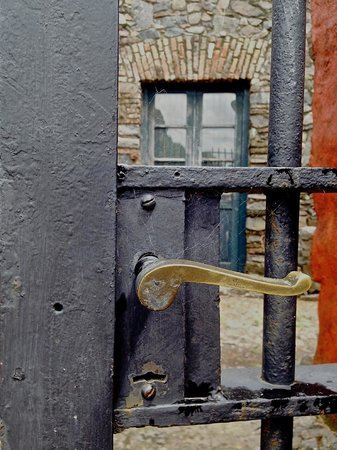 Barrio Historico: Olhando de outros ângulos