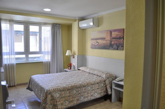 Hotel Patilla: Habitación de Matrimonio
