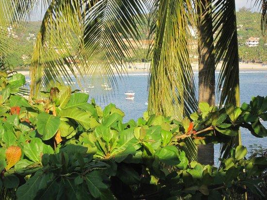 Barlovento: The main bay (Playa principal)