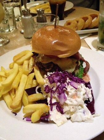 Maxwell's: The Stack Burger