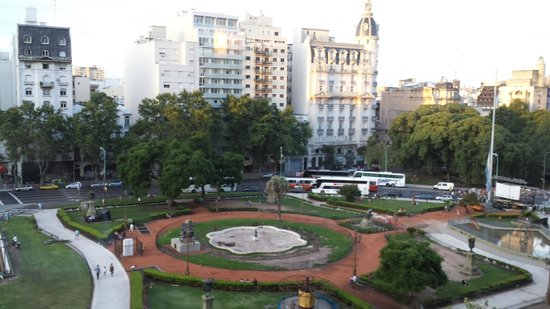 Ibis Buenos Aires: Vista do quarto