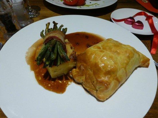 Regency Arms: Beef Wellington