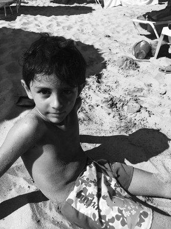 Las Brisas Ixtapa : En la playa