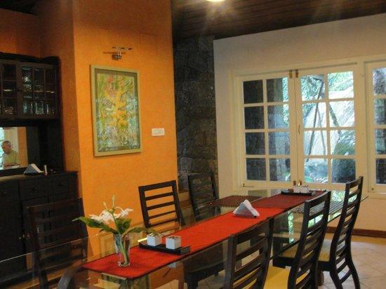 Mayapott Plantation Villa : Dining Room