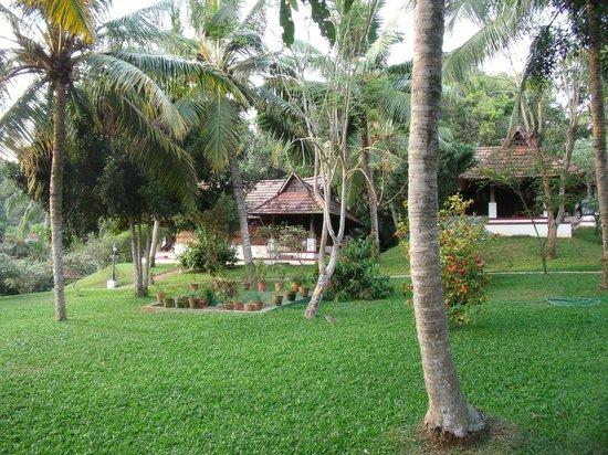 The Travancore Heritage Beach Resort: Garden rooms