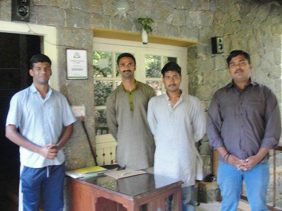 Mayapott Plantation Villa : Wonderful Staff