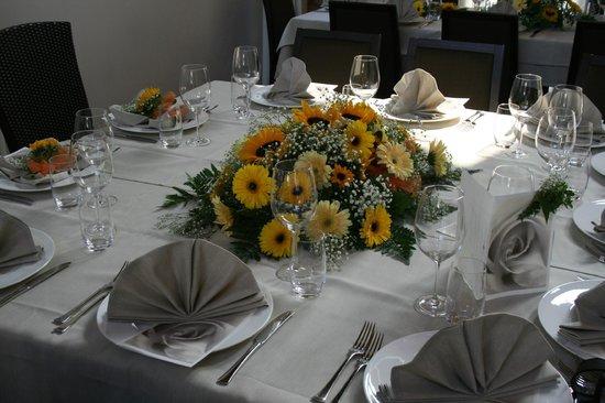 Il Ristorante Magiono : Tavolo degli sposi