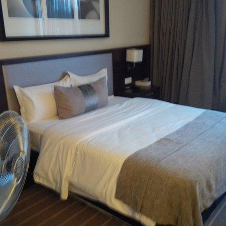 Kempinski Hotel Fleuve Congo : Room view