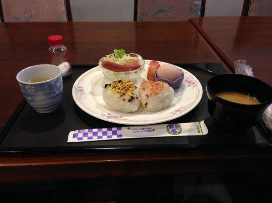 Business Hotel BM : 昔懐かしい朝食