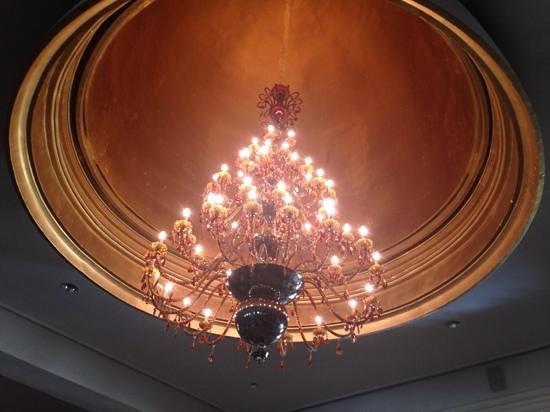 ClubHotel Riu Tikida Palmeraie : in the reception area