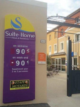 Suite-Home Apt en Luberon : Amis Motards