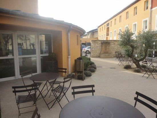 Suite-Home Apt en Luberon : Intérieur