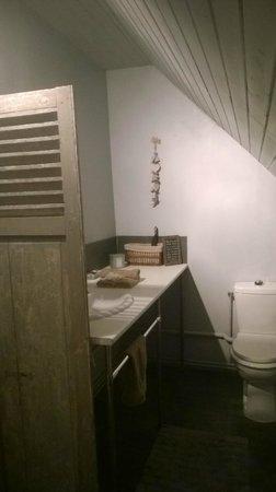 La Maison de Christelle: Charmante salle de bain !