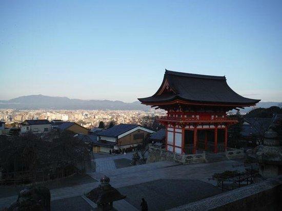 Maifukan: City fm Kodaiji Temple