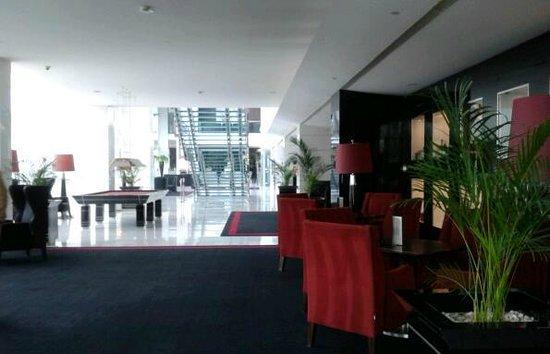 Sheraton Porto Hotel & Spa: Desde la cafetería