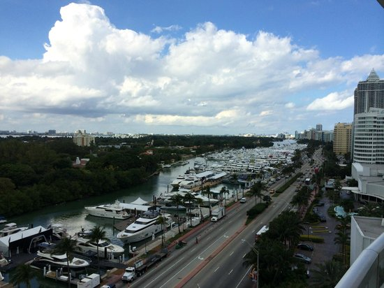 Fontainebleau Miami Beach: View from 2-1117