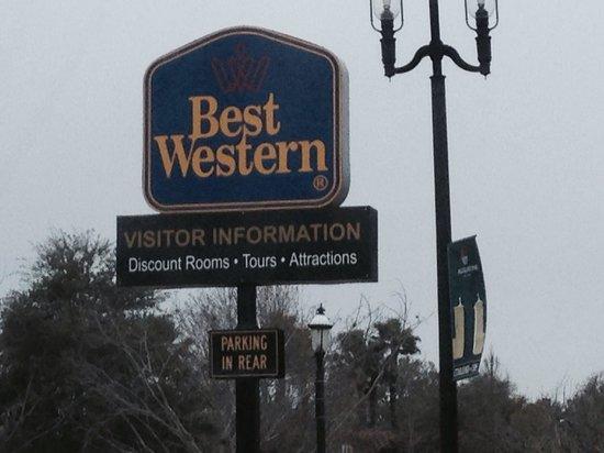 Best Western Spanish Quarters Inn: Loved staying at the Spanish Quarter Inn