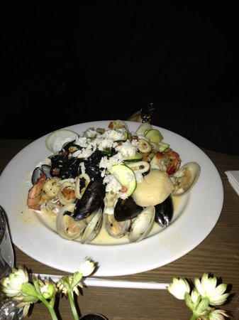 "Excelsior Hotel : Seafood Languine @ ""Spring"" on Columbus Ave"