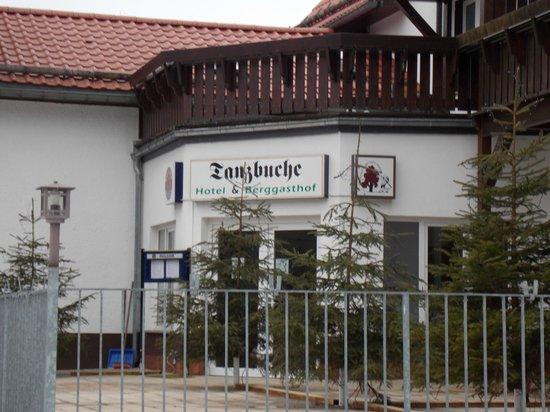 "Hotel & Berggasthof ""Tanzbuche"""