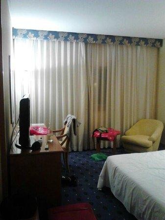 Tryp Coruna Hotel : Habitación Superior