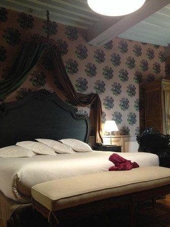 Hotel de Paris : Chambre